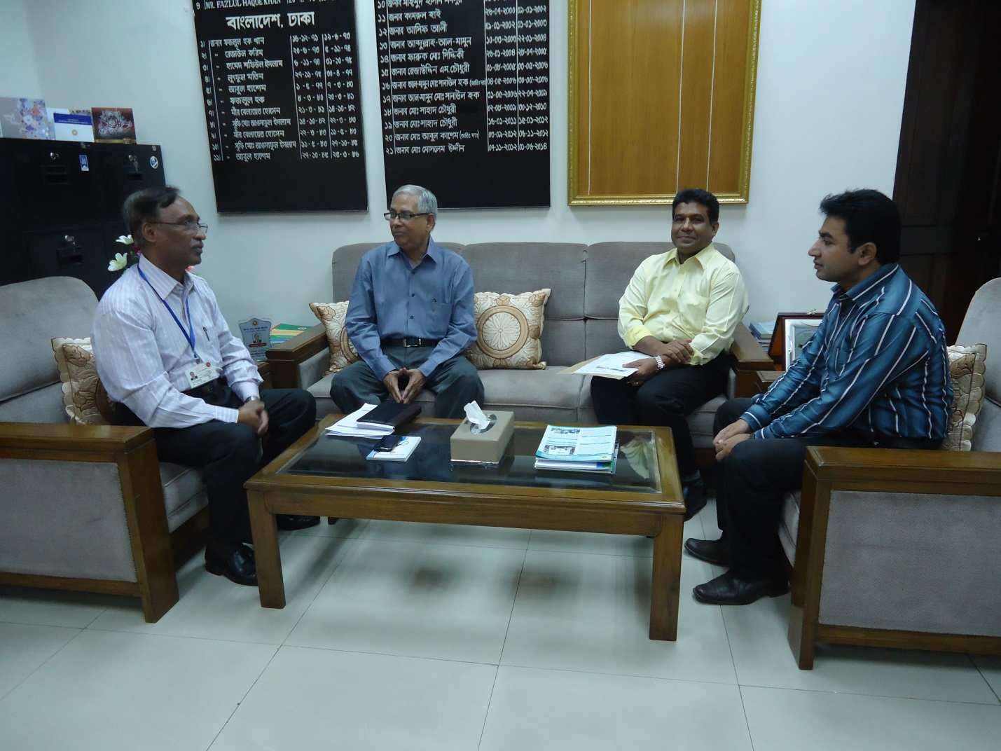 Dr. Md. Farashuddin visits CGA office.jpg